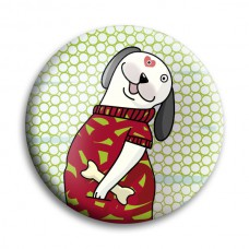 Button: hond