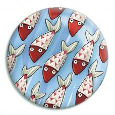 Spiegeltje: vissen
