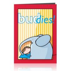 Dubbele kaart: Buddies
