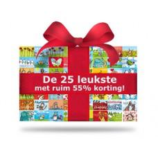Jij is Liefje: De 25 meest verkochte Jijisliefjes ACTIE