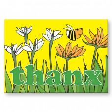 Postkaart: Thanks