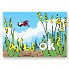 Postkaart: Alles ok?