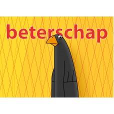 Postkaart: beterschap