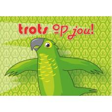 Postkaart: trots op jou!