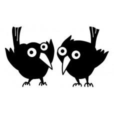 Stempel: Vogeltjes