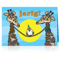 Uitnodiging: Giraf